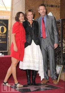 Maggie Gyllenhaal, Emma Thompson and Hugh Laurie