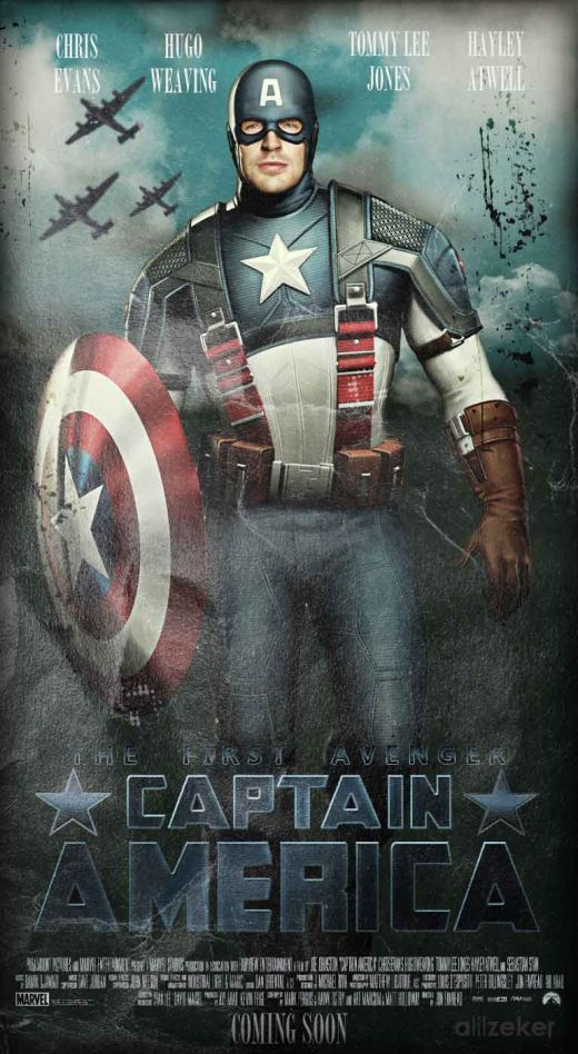 Captain America – The First Avenger | MovieBrit