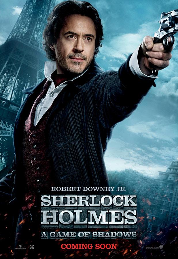 Шерлок Холмс: Игра теней 2011 - Андрей Гаврилов
